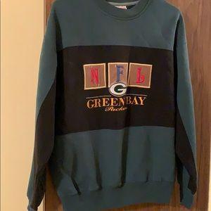 Sweaters - Vintage Green Bay Packers crewneck